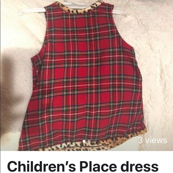Children's Place Other - Adorable babies holiday dress size 18 months